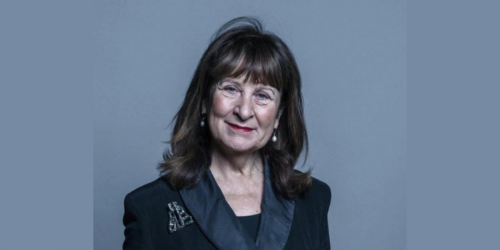 Baroness Helena Kennedy QC, Honorary Fellow of Lucy Cavendish College