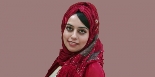 Lucy Cavendish College welcomes Dr Rihab Khalid as a Research Fellow